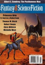 The Magazine of Fantasy & Science Fiction, July 2002