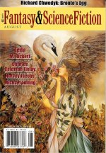 The Magazine of Fantasy & Science Fiction, August 2002