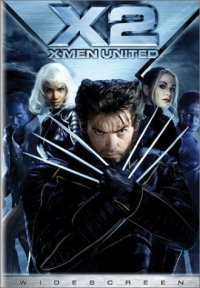 X2: X-Men United DVD