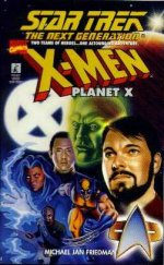 Star Trek: The Next Generation/X-Men: Planet X