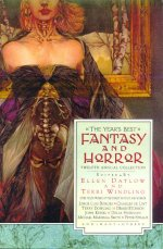 Year's Best Fantasy & Horror, 12th Annual Collection