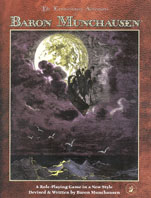 The Extraordinary Adventures of Baron Munchausen by Baron Munchausen