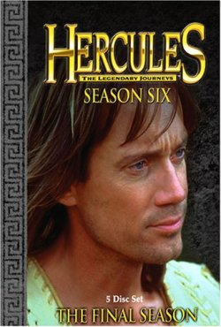 Hercules: The Legendary Journeys DVD