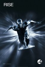 Fantastic Four: The Rise of the Silver Surfer