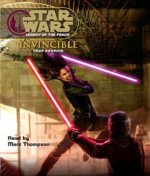 Star Wars - Legacy of the Force: Invincible