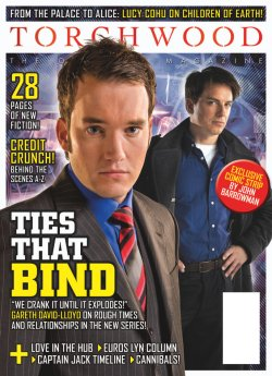 Torchwood magazine Issue #14
