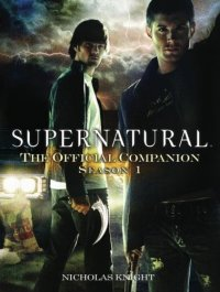 Supernatural Official Companion: Season 1