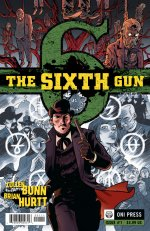 The Sixth Gun, #1