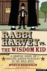 Rabbi Harvey vs. the Wisdom Kid
