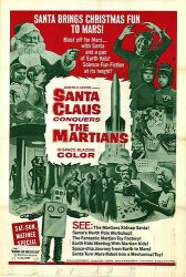 Mystery Science Theater 3000: Santa Claus Conquers the Martians (1991, d. Jim Mallon)