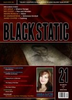 Black Static, Issue 21, February-March 2011