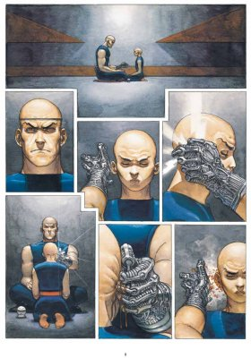 The Metabarons page 2