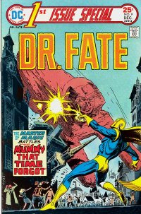 1st Issue Special (Doctor Fate)