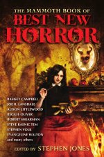 The Mammoth Book of Best New Horror Volume 24